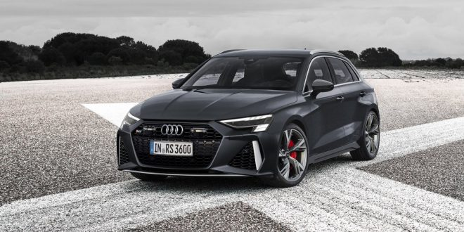 2021 Audi RS 3 is as hot as it can get
