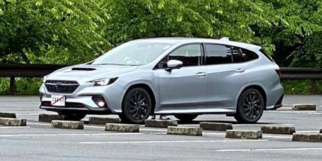 Scooped: 2021 Subaru Levorg caught undisguised!