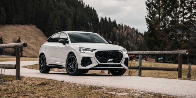 ABT Sportsline upgrades Audi RS Q3 to 324kW and new wheels