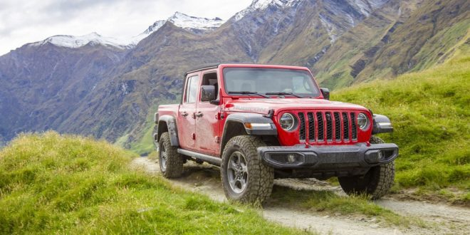 Jeep Gladiator brings heighten 4×4 adventure priced from $75k
