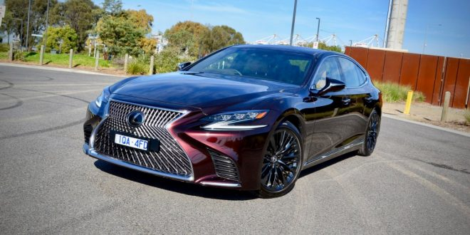 2020 Lexus LS 500 Inspiration Series Review