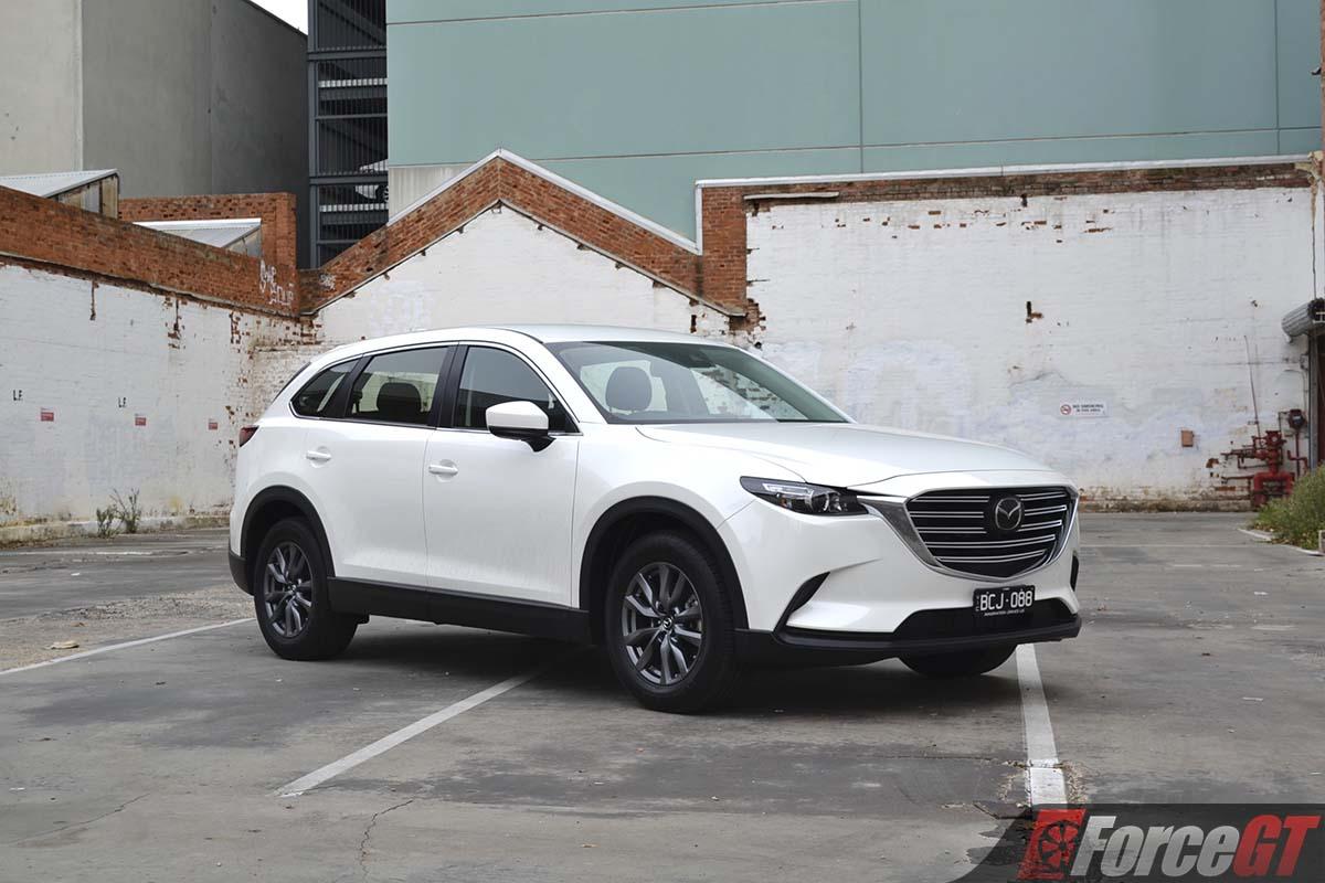 2020 Mazda CX-9 Sport FWD Review - still an excellent 7 ...