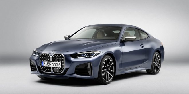 All-new BMW 4 Series Coupe officially unveiled