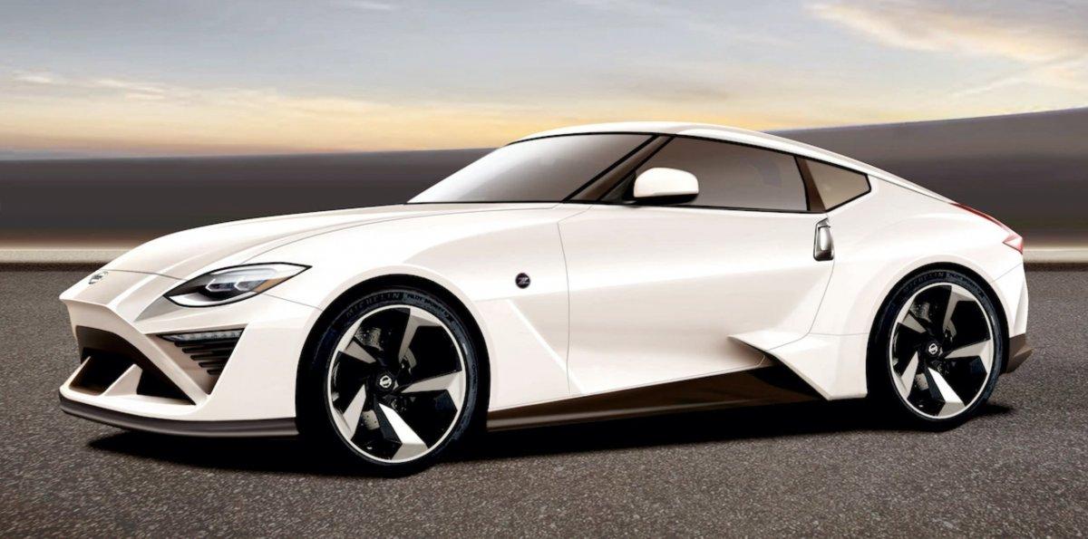 Nissan 400z Prototype To Debut On September 15 Forcegt Com