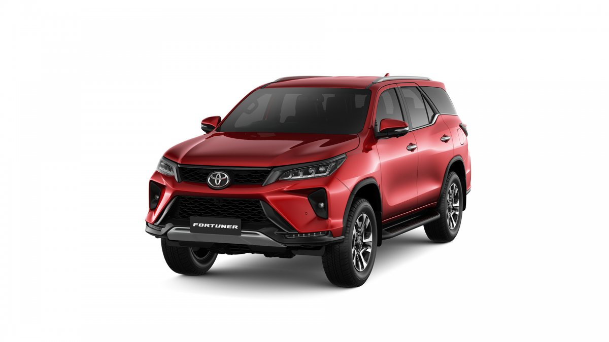 updated 2020 toyota fortuner boosts power, style and