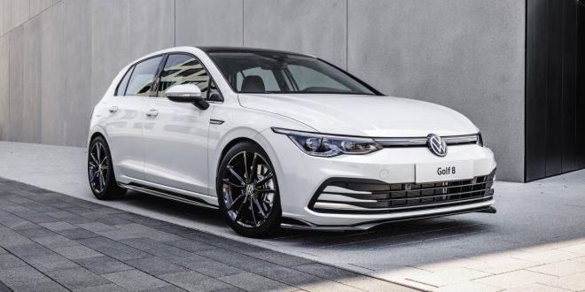 Oettinger releases bodykit for Volkswagen Mk8 Golf
