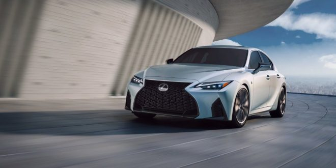 Lexus files IS 500 trademark. V8 coming?