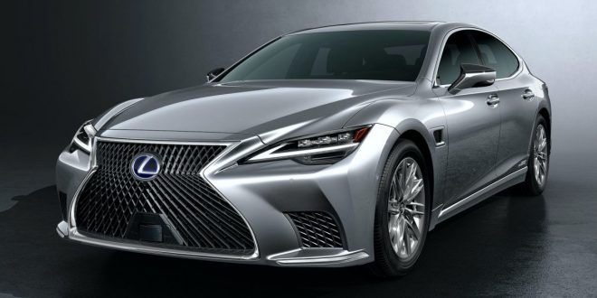 2021 Lexus LS facelifted with improved comfort and technology
