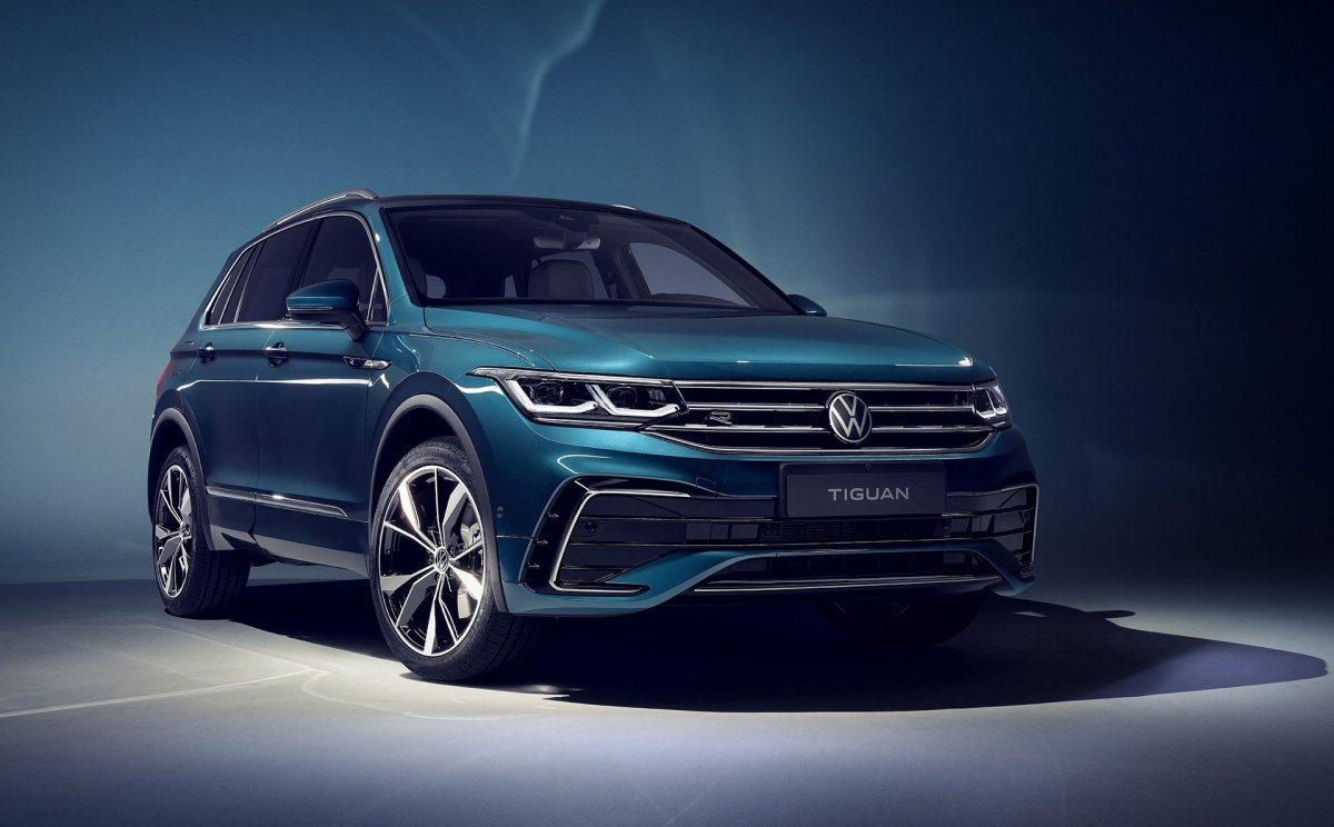 3 VW Tiguan R debuts with 3kW of hot SUV goodness - ForceGT.com