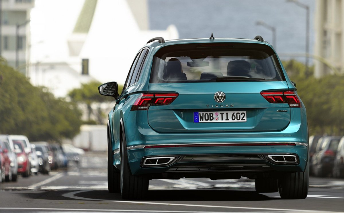 2021 VW Tiguan R debuts with 235kW of hot SUV goodness ...