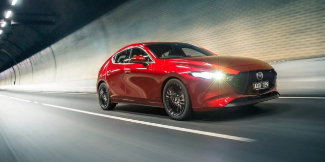 Flagship Mazda SkyActiv-X mild-hybrid range pricing announced