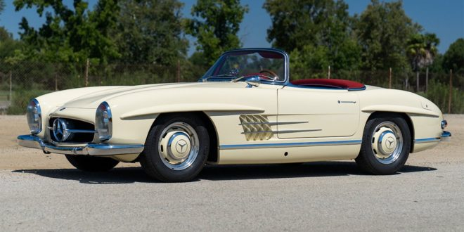 1961 Mercedes-Benz 300 SL Roadster up for grabs for $1.2M