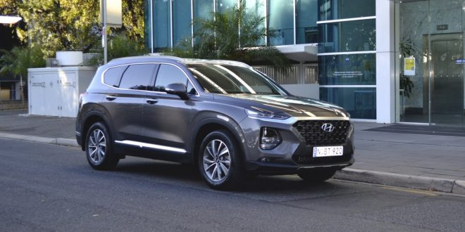 2020 Hyundai Santa Fe Elite V6 Review
