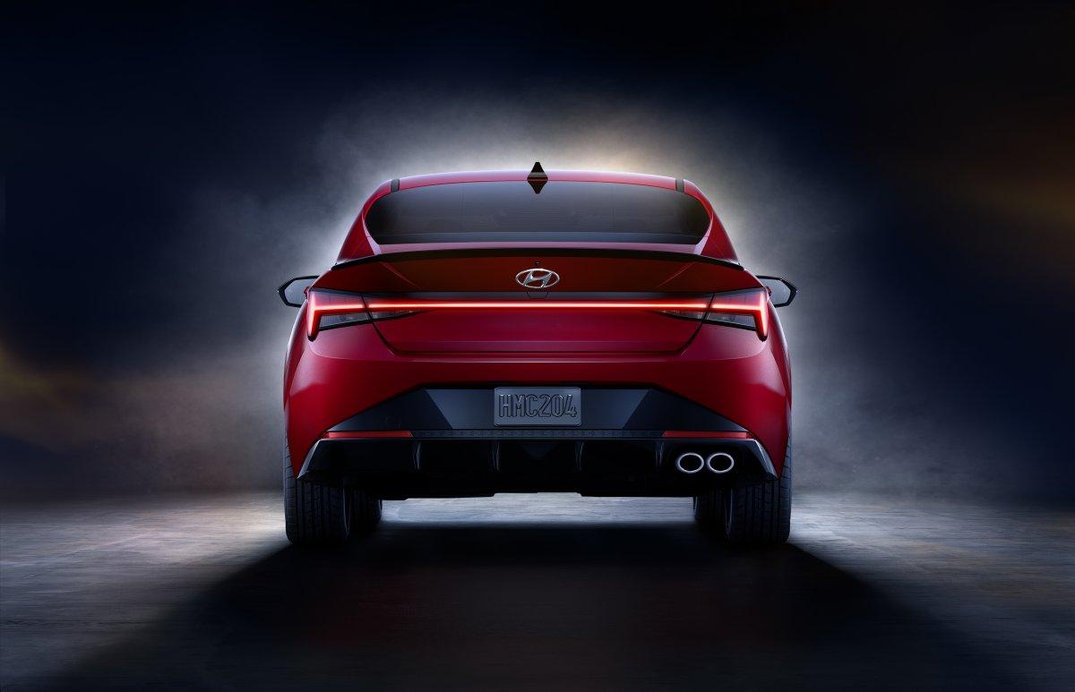 2021 hyundai i30 sedan n line unveiled, coming late 2020