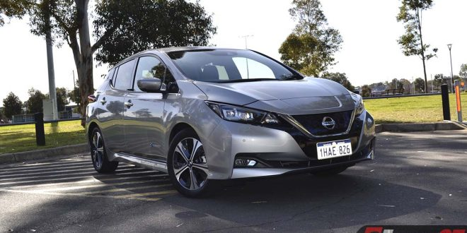 2020 Nissan Leaf EV Review