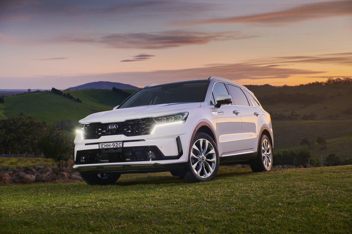 2020 Kia Sorento model line-up, price and specification ...
