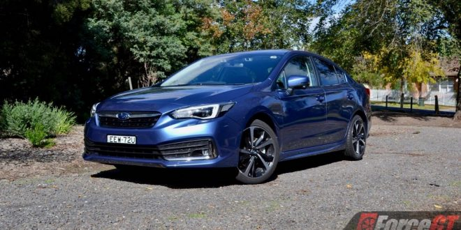 2020 Subaru Impreza Sedan 2.0i-S Review