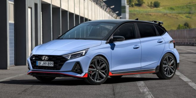150kW Hyundai i20N debuts. Due in Australia early 2021