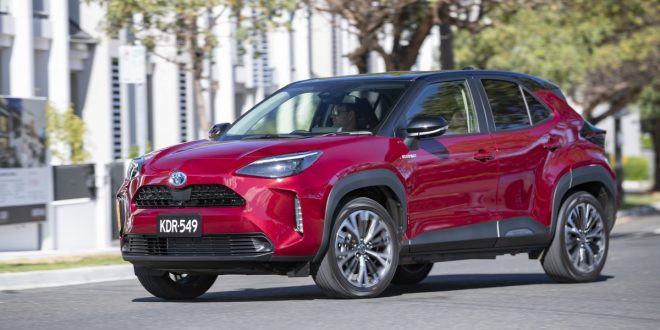 Toyota Yaris Cross pricing and specification