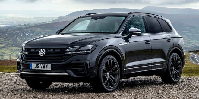 VW introduces V6 & V8 Touareg Wolfsburg limited-edition