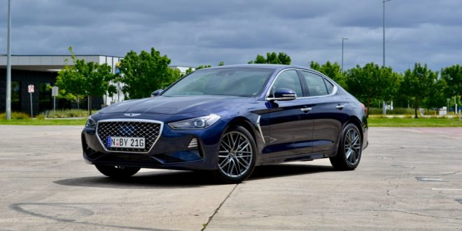2020 Genesis G70 Review – G70 2.0T