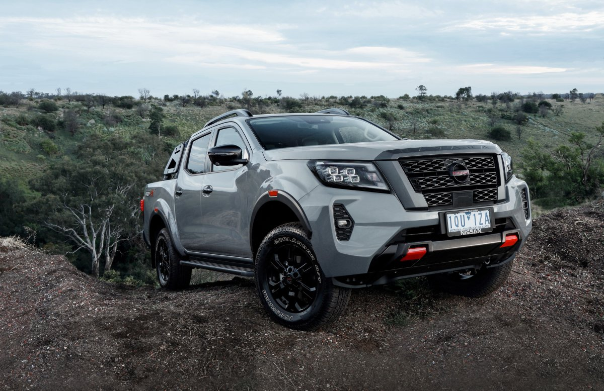 Nissan Navara PRO-4X joins refreshed 2021 line-up ...