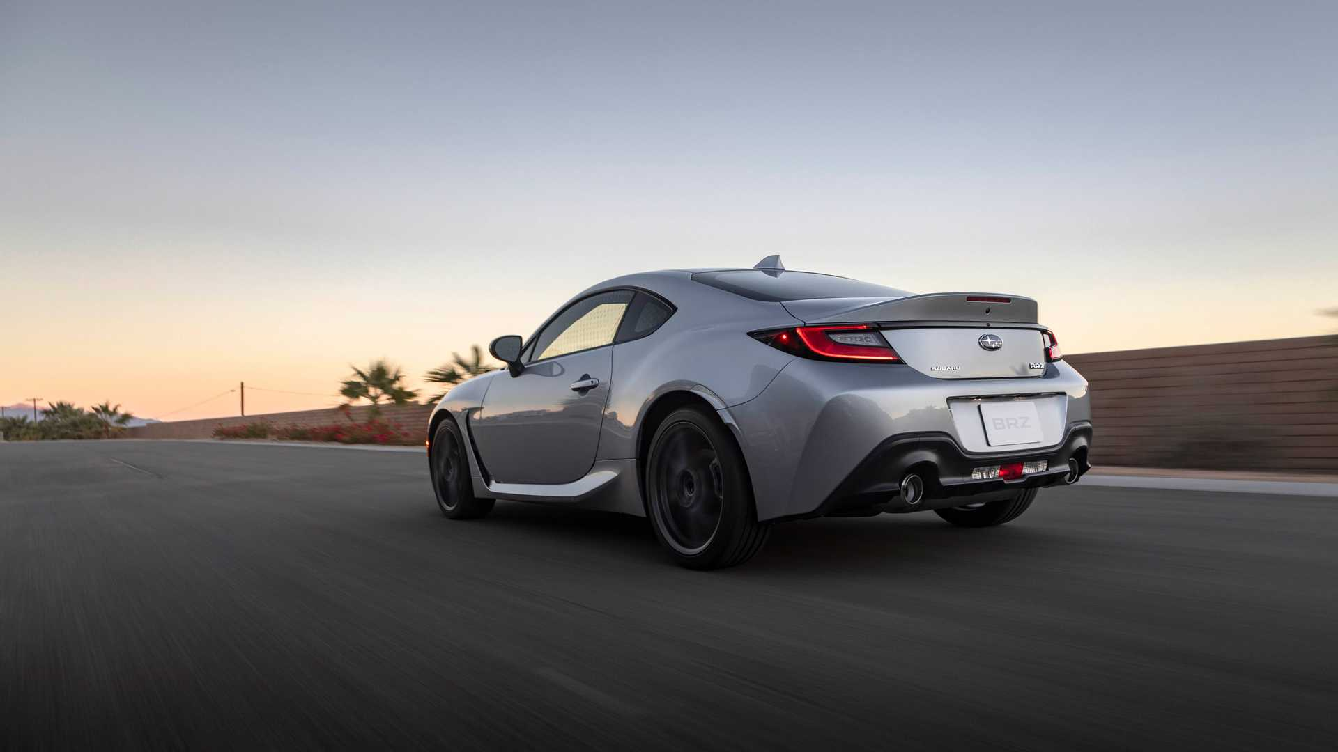2022 subaru brz: full gallery, specs and test drive video