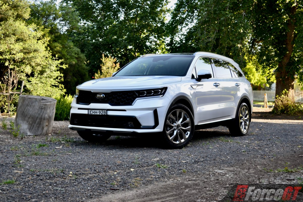 2021 Kia Sorento Review