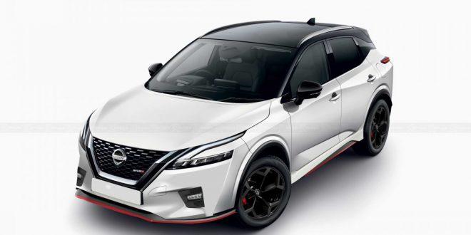 2021 Nissan Qashqai Nismo envisioned