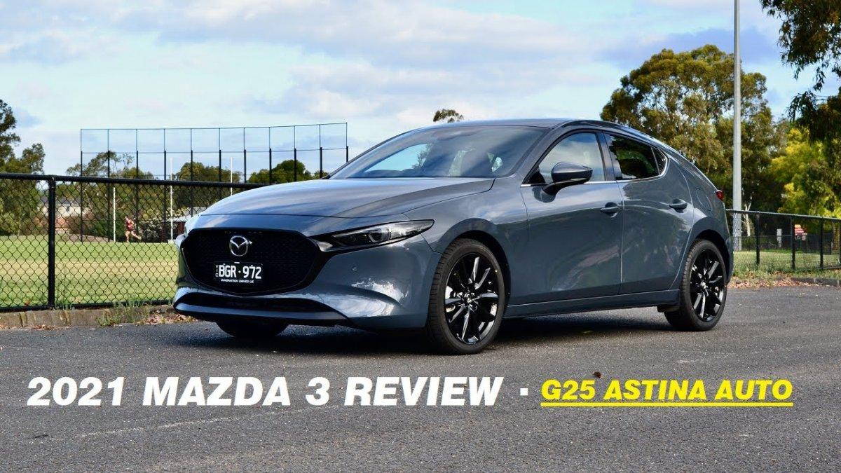 2021 Mazda 3 Review