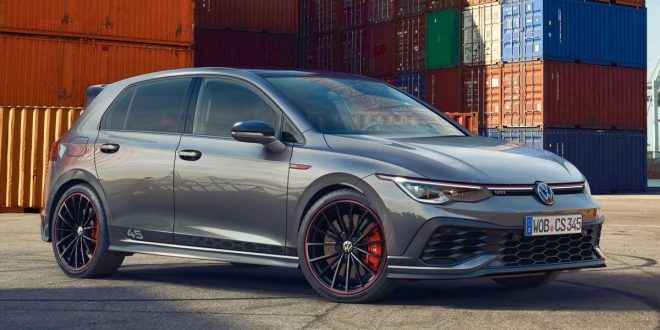 Volkswagen celebrates Golf GTI's 45th with special Clubsport 45