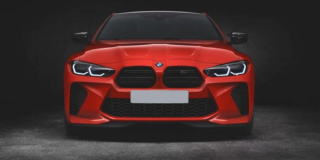 Not a fan of the enlarged BMW M3/M4 grille? Prior Design can help