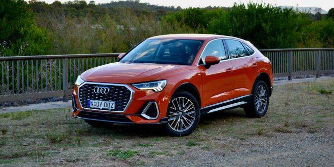 2021 Audi Q3 Sportback 35 TFSI Review