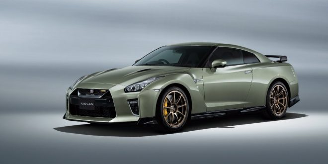 Nissan GT-R T-spec limited edition models introduced in Japan