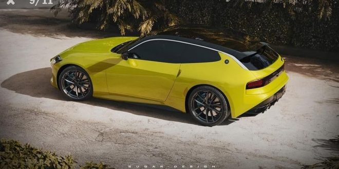 Nissan Z shooting brake is a convincing proposition